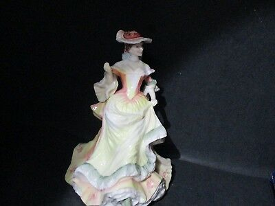 Royal Doulton Figurine  ROSE HN  3709 Made in England  SM T49 PA