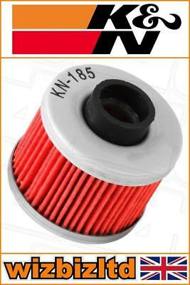 K&N High Performance Motorcycle Oil Filter KN185
