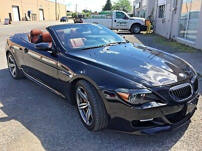 2007 BMW M6 **NEIMAN MARCUS** COLLECTORS 2007 BMW M6 **NEIMAN MARCUS EDITION** 1 of 50 made!!