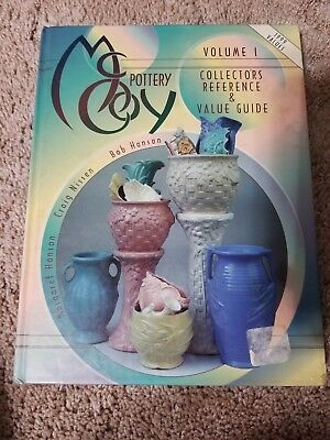 McCoy Pottery Collectors Reference Book Volume 1