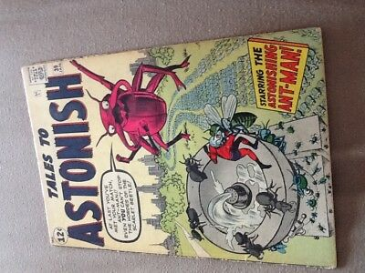 Tales To Astonish  39   Fn-