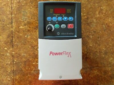AB Powerfiex 4 Frequency Drive.