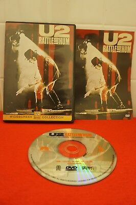 U2 - Rattle and Hum (DVD, 1999)