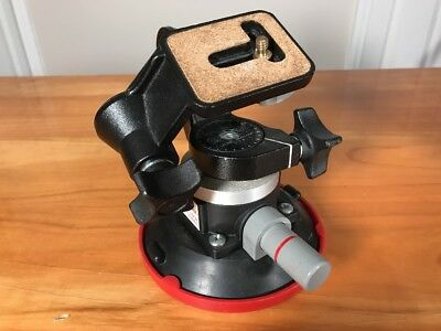 Wood's Powr-Grip Gripper Junior Vacuum Cup Camera Mount Suction Cup