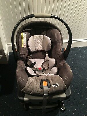 Chicco key fit car seat and two bases