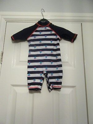 Baby Boys Swimsuit age 3-6 months from Mothercare