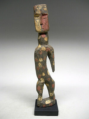 LENGOLA TRIBE Figure From Dem. Rep. of Congo ~ Mounted on base