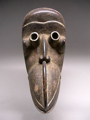 Superb DAN NGERE MASK From Cote d'Ivoire ~ STUNNING!