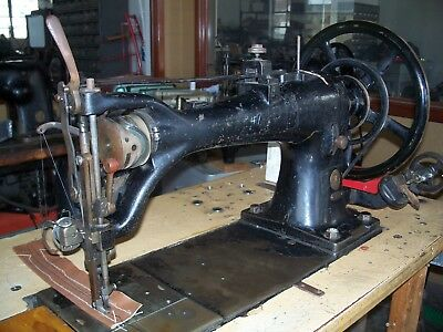 SINGER 40 CLASS 4040 Used Industrial Sewing Machine Walking Foot Awesome Singer Walking Foot Industrial Sewing Machine