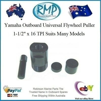 A New Aftermarket RMP Flywheel Puller For Yamaha Outboards # R 91-849154T