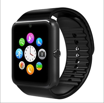 Smartwatch Reloj Inteligente Phone GT08 Android IOS Bluetooth 2G