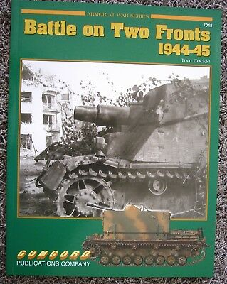 Concord Publications Battle on two fronts 1944 -45 Nr 7048