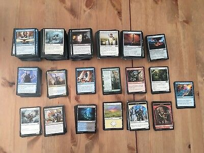 Magic the Gathering (MTG) Sammlung 1200 Karten Core 2019 M19 Dominaria DE/EN