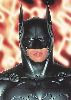 Postcard - Batman Forever - Card No. 10 of a series of 16