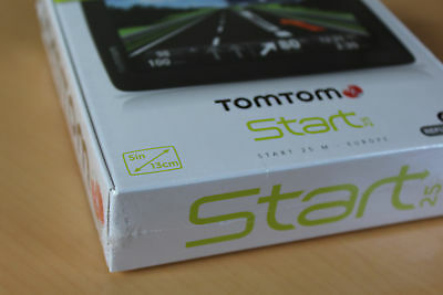 TomTom Start 25 M Europe Traffic Navigationssystem