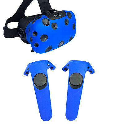 Silicone Cover shell For HTC VIVE / PRO Controller VR Glasses Protective Case