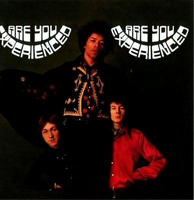 THE JIMI HENDRIX EXPERIENCE are you experienced?  (CD album) psych, classic rock
