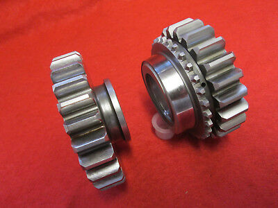 FORD FIESTA XR2 KA ESCORT MK3 MK4 QUAIFE 5th GEAR SET GEARBOX BC IB5 RACE RALLY