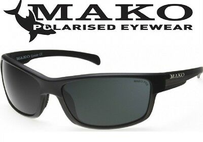 9d24aa4ddc Mako SHADOW Poly M03-P0S Polarised Polarized Fishing Boat Sunglasses