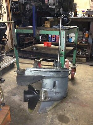 Yamaha 90hp gearbox and Prop