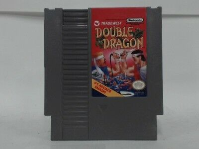 Double Dragon Nes Nintendo  Good