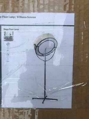 Williams Sonoma Home Stage Floor Lamp in Bronze NEW IN BOX