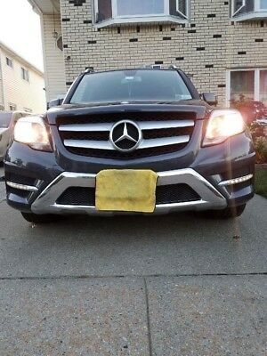 2013 Mercedes-Benz GLK-Class All wheel drive Mercedes-Benz GLK 350