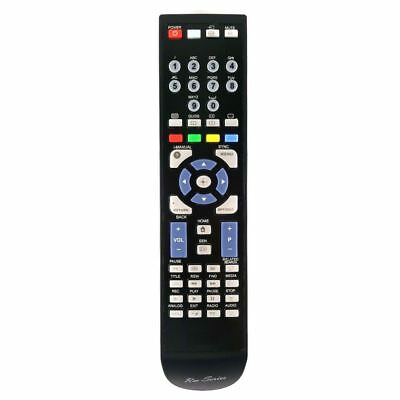 NEW RM-Series Replacement TV Remote Control for Sony KDL-46EX65