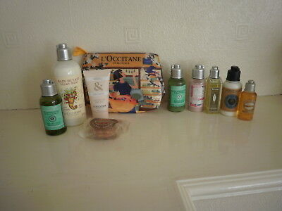 L'occitane gift set all new plus loccitane bag ( job lot )