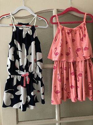 Next Girls Summer Clothes Age 4 13 Items
