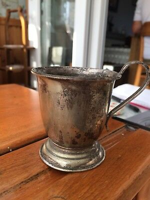 Childs Silver Plated Cup