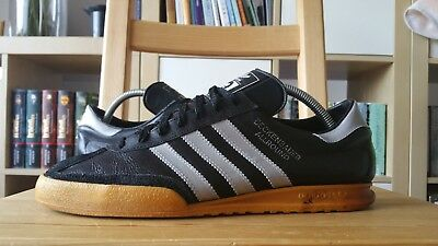 Adidas Beckenbauer Allround UK 7 West Germany Schuhe shoes trainers bern malmö