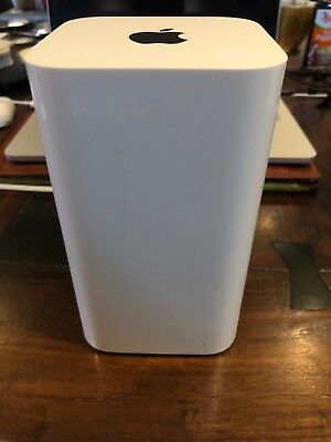 Apple AirPort Time Capsule 2TB, Backup, NAS und WLAN Router n/ac! ME177LL/A
