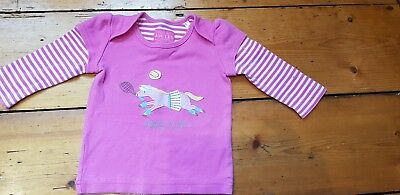 joules baby girl 6-9 months