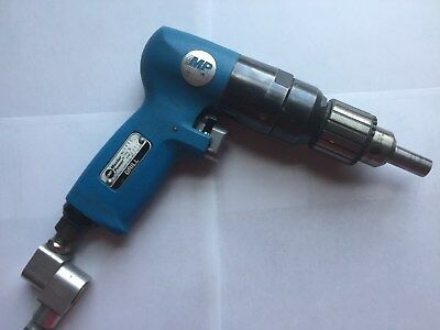 "Master Power 3/8"" Drill  Model 1460 Type 3 w/Jacobs Chuck Pneumatic Air"