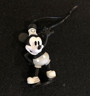 Disney Mickey Mouse Steamboat Mickey Christmas Ornament