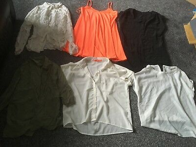 fe3326cb4680 Lovely large bundle Size 12 NEXT RI BOOHOO ASOS MANGO WAREHOUSE ZARA DP  ESPRIT