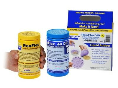 ReoFlex Series Trial Kit (900gm) 40 Shore A Dry