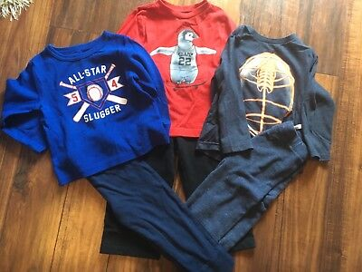 Toddler boy 24 month  Lot Winter Fall long sleeve Childrens place carters