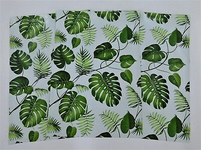 10 10x13 Banana Leaves Mailers Poly Shipping Envelopes Boutique Fall Leaf Bags