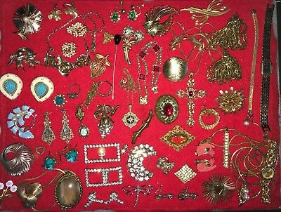 Antique/ Vintage/Victorian Brooch, Necklace, Earring, Pin, Shoe Clasps
