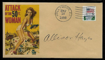 Attack of The 50 Ft. Woman Featured on Ltd. Edition Collector Envelope OP1286