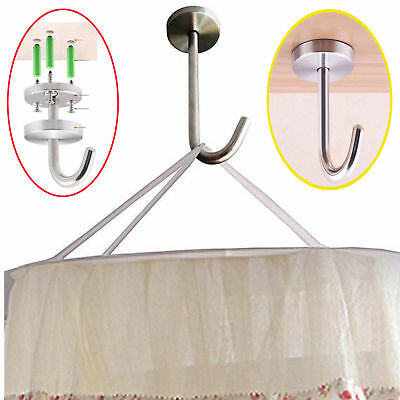 One Bed Canopy Hanger Mosquito Net Hook Play Tent Hook - No Mosquito Net