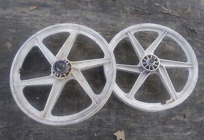 c8630c7fe71a Old School GT Performer OGK Bmx Freestyle Mags White Japan 16T dyno pk  ripper
