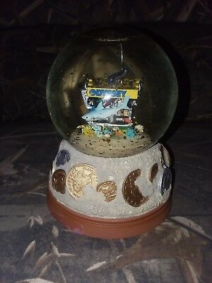 Odyssey Zeus ROV Remotely Operate Vehicle Shipwreck Marine Collectible Snowglobe