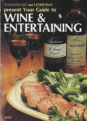 Wine & Entertaining - Step By Step Recipes For Drinks & Food For That Occasion