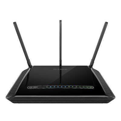 NEW D-Link DSL-2885A AC1200 Dual Band Gigabit Wireless Modem Router