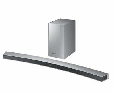 Samsung Wireless Curved Soundbar with Wireless Subwoofer