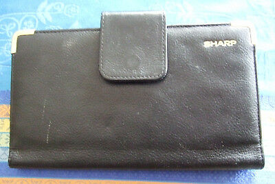 Sharp PC 3000 Handheld computer case wallet