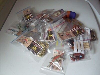 Yowies Lost Kingdom C Series Full Set Of 30 All Papers Intact